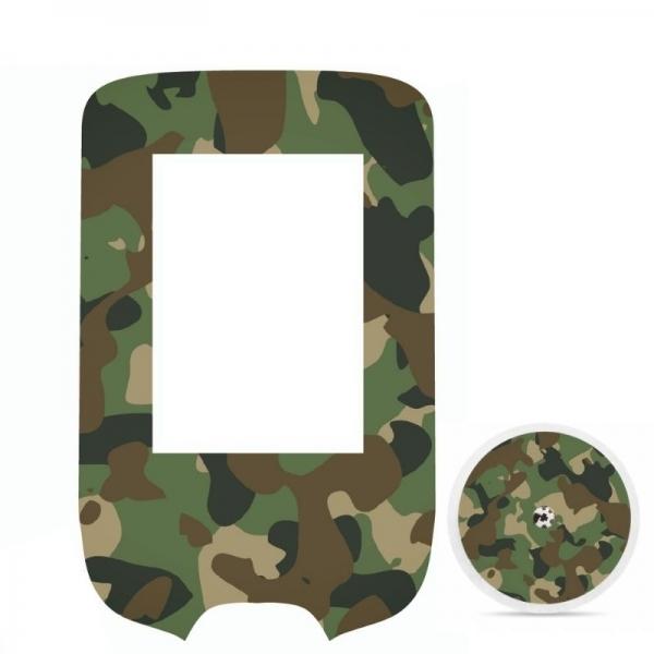 Pegatina Sticker para Glucómetro Freestyle Libre® - Camuflaje [319]