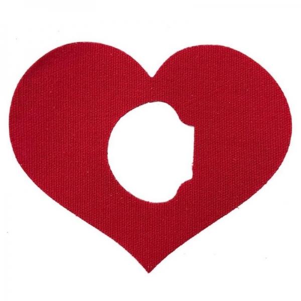 Parche Fantasía Corazón Rojo - Medtronic