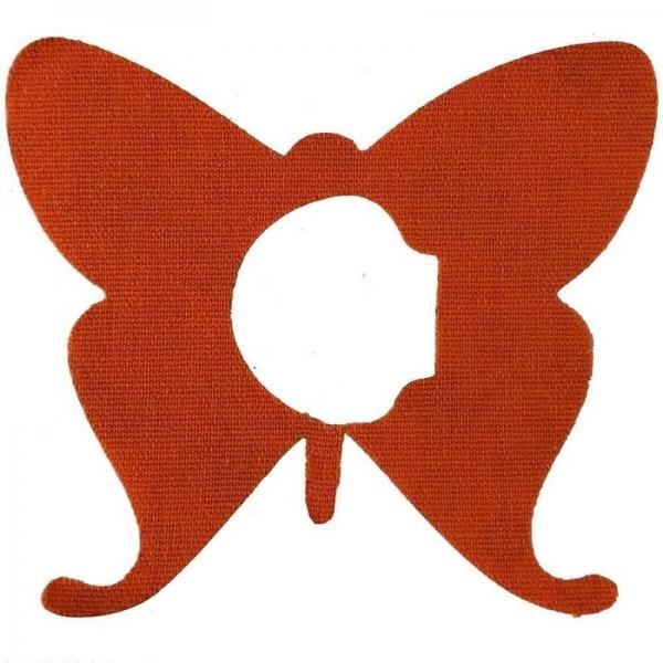 Parche Fantasía Mariposa Naranja - Medtronic
