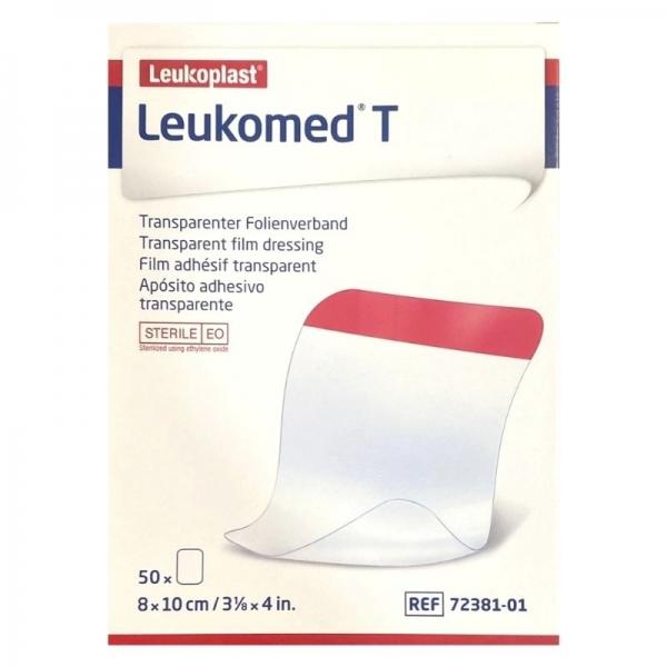 Leukomed T - Parche Resistente al Agua (50 unidades)