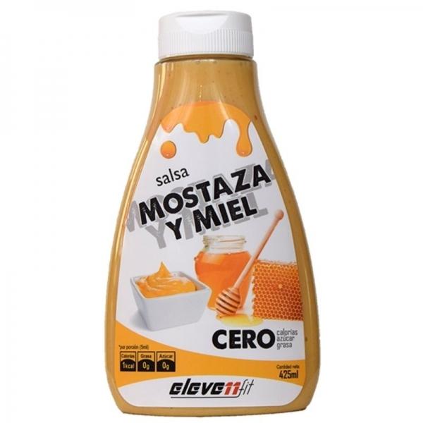 Salsa Miel y Mostaza Elevenfit