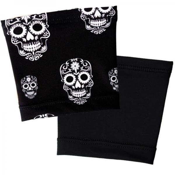 bracelet Ikooki (Pack Saving) Skulls + Black