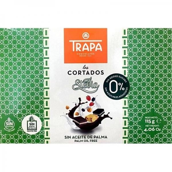 Bombones Trapa Stevia Sin Azucar Añadido