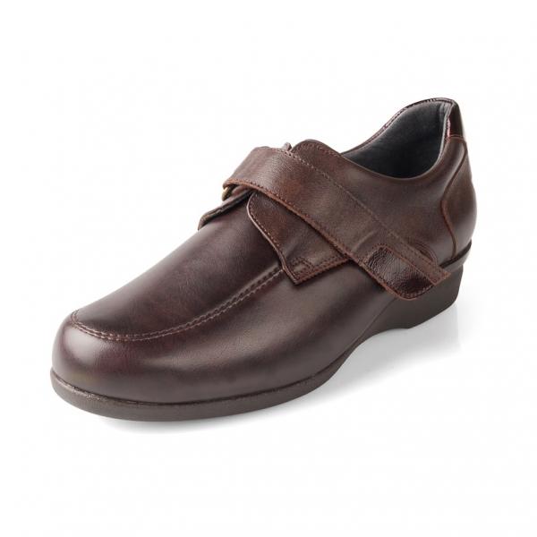 Zapato Diabcare Comodon 14 Marron