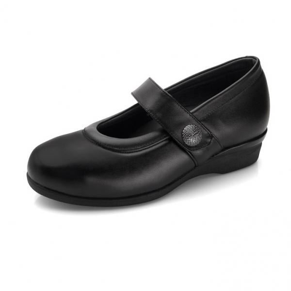 Zapato Diabcare Amelie Negro