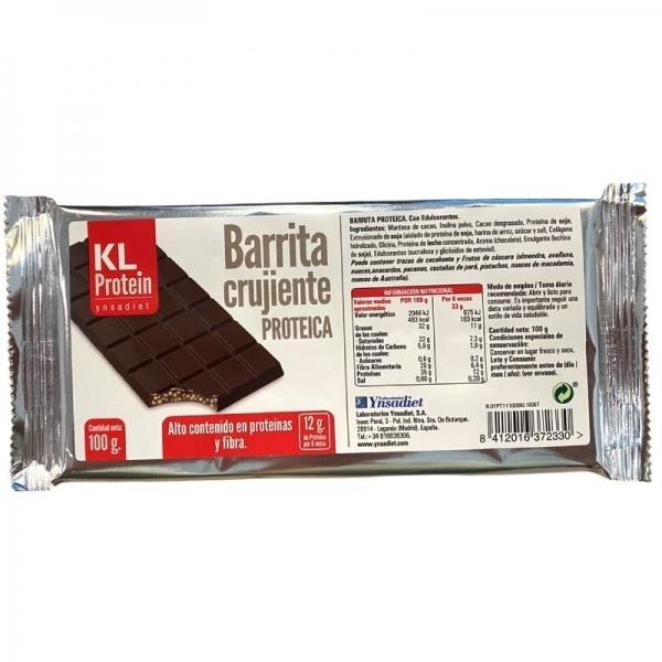 Chocolate KL Protein Crujiente