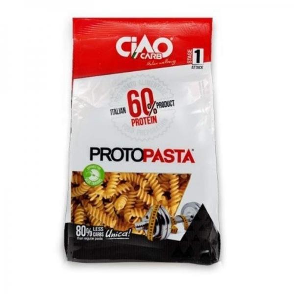 Spaghetti Baixos em Carbohidratos Protopasta