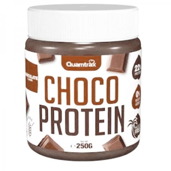 Quamtrax - Crema de chocolate