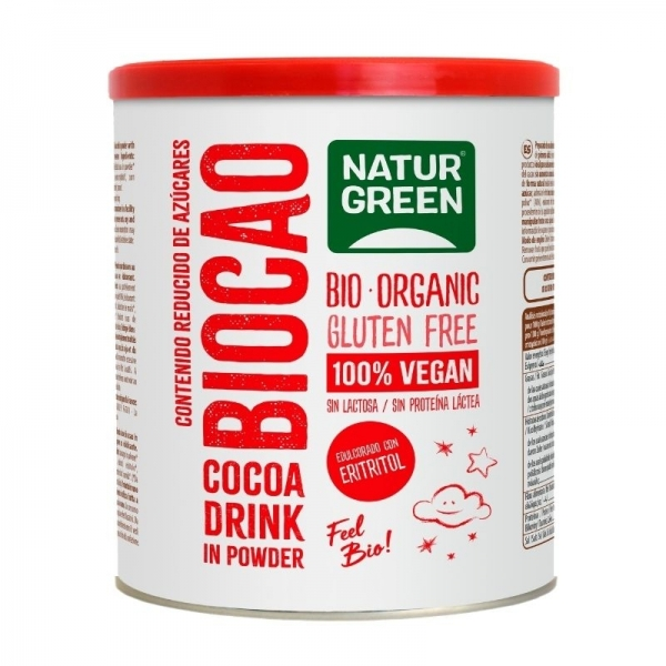 Naturgreen - Cacao soluble Biocao 400g