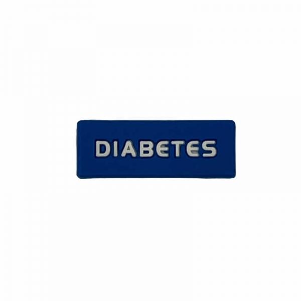Identificador Diabetes para reloj Azul