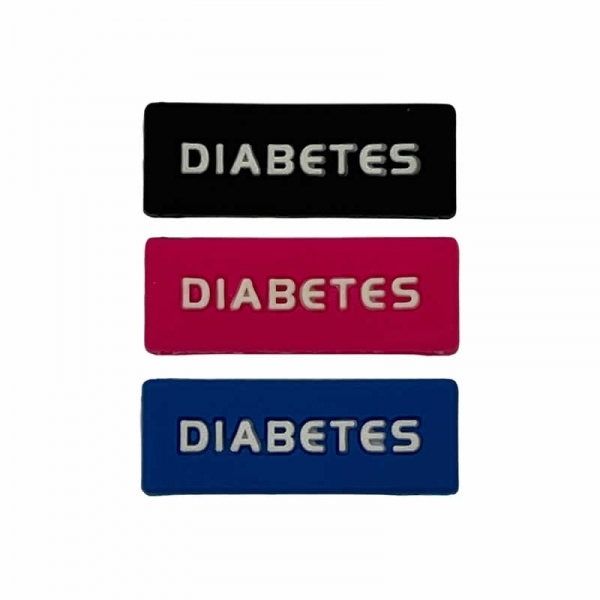 Diabetes identifier for watch (Pack colors)