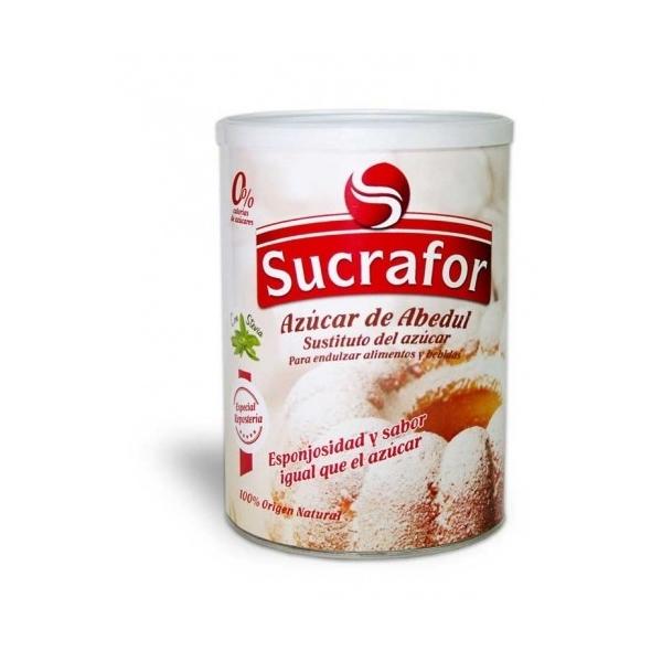 Azúcar de Abedul (Xilitol) Sucrafor 800g