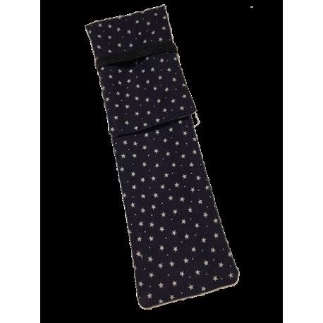 Funda Pluma Insulina Estrellas Azul (x1)