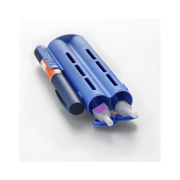 Diasecure - Funda insulina y agujas