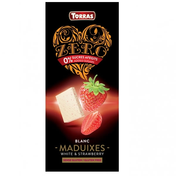 Chocolate con leche con Stevia Torras