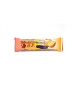 Chocolatina Naranja Stevia Torras